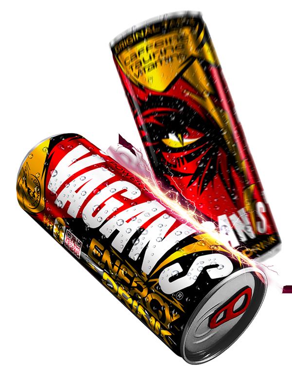 Vagan's energy - vše o drinku